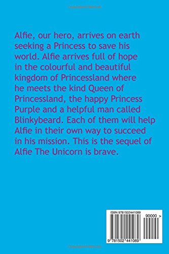 Alfie The Unicorn In Princessland Volume 2