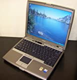 Dell Latitude D610 Laptop + Windows XP (Microsoft Authorized Refurb; New COA and disc included!)