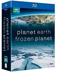 Frozen Planet / Planet Earth [Blu-ray][Region Free]