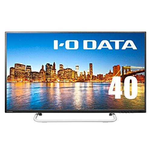 I-O DATA モニター ディスプレイ LCD-M4K401XVB 40型 (4K対応/60Hz/リモコン付/5年保証)