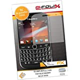 "atFoliX Displayschutzfolie f�r Blackberry Bold 9900 (3 St�ck) - FX-Antireflex: Displayschutz Folie antireflektierend! H�chste Qualit�t - Made in Germany!von ""Displayschutz@FoliX"""