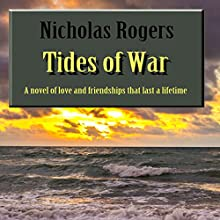 Tides of War Audiobook by Nicholas Rogers Narrated by Thomas Block