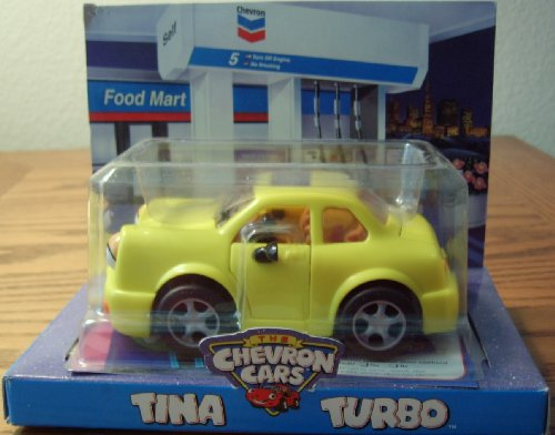 Chevron Toy Car Tina Turbo - 1