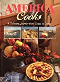 img - for America Cooks: A Culinary Journey from Coast to Coast book / textbook / text book