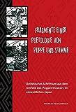 Image de Fragmente einer Poetologie von Puppe und Stimme: Ästhetisches Schrifttum aus dem Umfeld des Puppentheaters im edozeitlichen Japan
