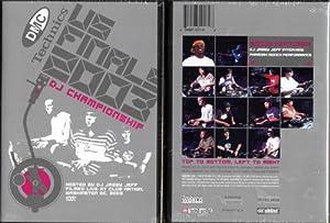 DMC Technics DJ Championship 2003
