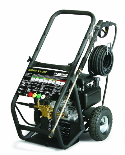 Shark Kg-262637 2,600 Psi 2.6 Gpm Honda Gas Powered Professional Series Pressure Washer