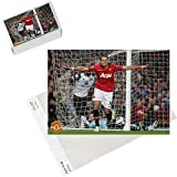 Photo Jigsaw Puzzle of Manchester United v Norwich City - Capital One Cup Fourth Round from Manchester United