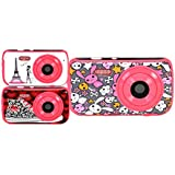 Teknofun, Appareil photo numérique 3MP 3 faces interchangeables GIRLY