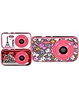 Teknofun, Appareil photo numérique 3MP 3 faces interchangeables GIRLY