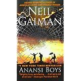 Anansi Boys ~ Neil Gaiman