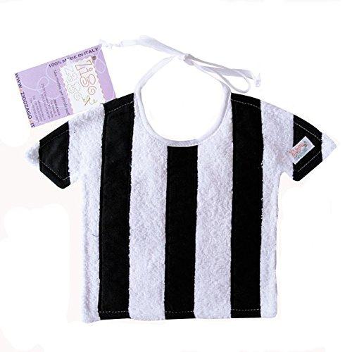 Zigozago - Lätzchen Juventus Fußballmannschaft