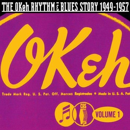 VA – The OKeh Rhythm & Blues Story (3CD Box Set) (1993) [FLAC]