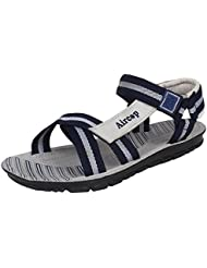 Earton Men/Boys Grey-937 Sandals & Floaters