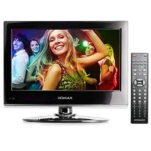 xomax xm led1562 t l viseur moniteur tv led de 40 cm 15 6 pouces pvr personal video. Black Bedroom Furniture Sets. Home Design Ideas