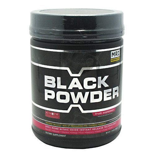 Mri Black Powder Pre Train Formula Fruit Explosion