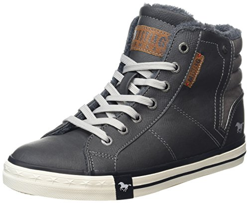 mustang-damen-1146-601-hohe-sneakers-grau-259-graphit-38-eu