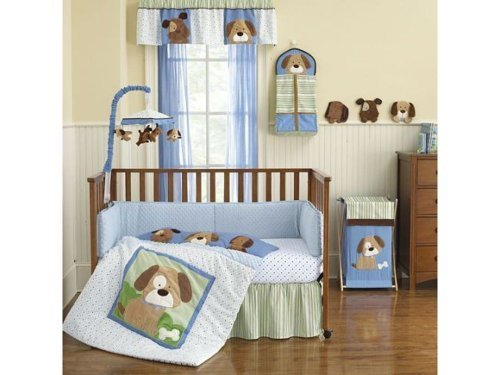 CARTER'S PUPPY WALL HANGING - 1