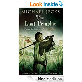 The Last Templar (Knights Templar Mysteries Book 1)