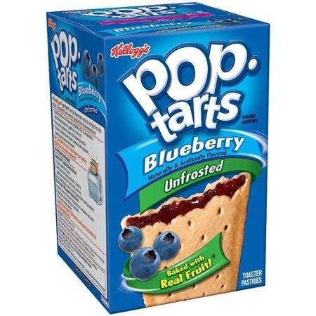 kelloggs-pop-tarts-blueberry-unfrosted-8-piece-416g
