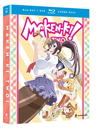 Maken-Ki!Two (Blu-ray/DVD Combo)