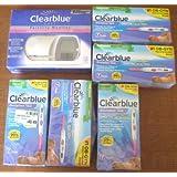 Clearblue Easy Fertility Monitor PLUS Clearblue Easy Fertility Test Strips - 1 Each