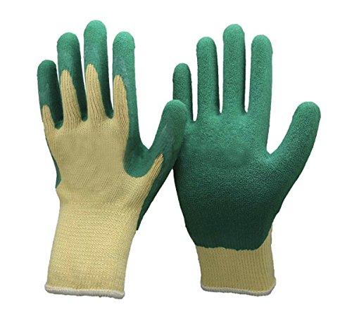 unisex-green-yellow-guanti-di-giardinaggio-policotone-con-lattice-coating-ideale-per-giardinieri-mov