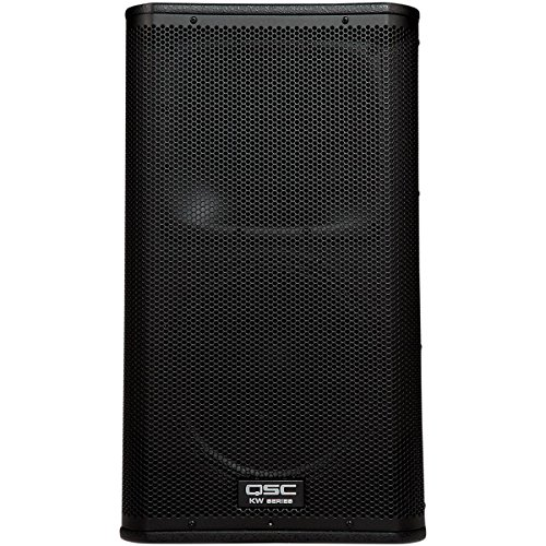 Qsc Kw122 1000 Watts, 1 X 12 Inches2-Way Powered Loudspeaker