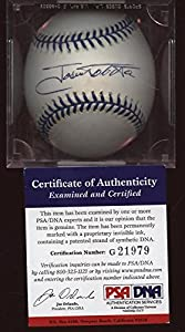 Buy Jose Tabata Single Signed Baseball PSA DNA by Hollywood Collectibles