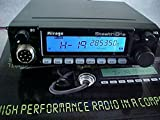 Redman Cb Custom Mirage Stealth One 10 Meter Mobile Ham Amateur Radio Transceiver w/ Freq Display