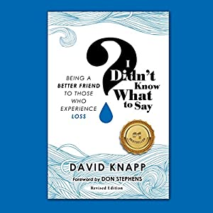 I Didn't Know What to Say Audiobook
