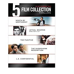 Best of Warner Bro's 5 Film Collection Thrillers