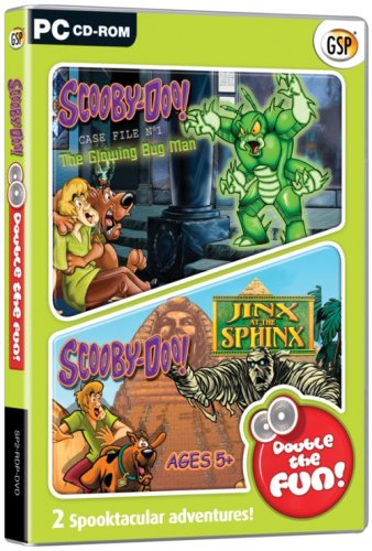 Scooby Doo Double the Fun Pack 2: The Glowing Bug Man / Jinx at the Sphinx (PC)