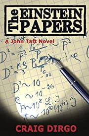 The Einstein Papers (John Taft Series Book 1)