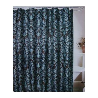 28 Chocolate Brown And Teal Curtains Curtains What I Want And Shower Curtains On