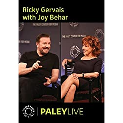 Ricky Gervais on Derek with Joy Behar: Live at the Paley Center