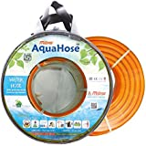 "AquaHose Water Hose (12.5mm ID) (1/2"") - 50 Ft. (15 Mtr) ISI Marked Orange Hose Pipe"