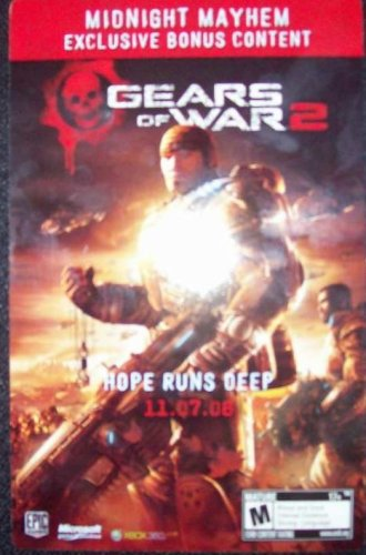 Gears of War 2 Golden Hammerburst Code
