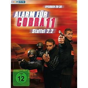 Alarm für Cobra 11 - die Autobahnpolizei: Staffel 2.2 [3 DVDs]