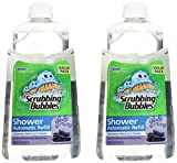 Scrubbing Bubbles Automatic Shower Cleaner Refill - Refreshing Spa - 34 oz - 2 pk