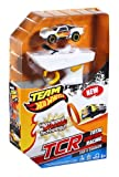 Team Hot Wheels Total Control Racing TCR Vehicle and Charger Baja Truck