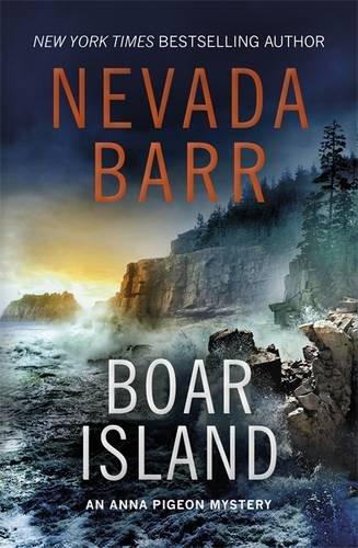 Boar Island: The nineteenth Anna Pigeon mystery