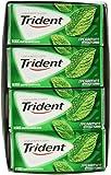 Trident Spearmint Sugar Free Gum Bonus Pack 14 Packs 18 Pieces Each