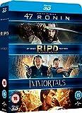 47 Ronin (3D) / RIPD (3D) / Immorta