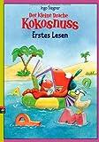 Der kleine Drache Kokosnuss - Erstes Lesen (Lernspaß- Rätselhefte, Band 12)