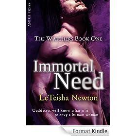 Immortal Need (English Edition)