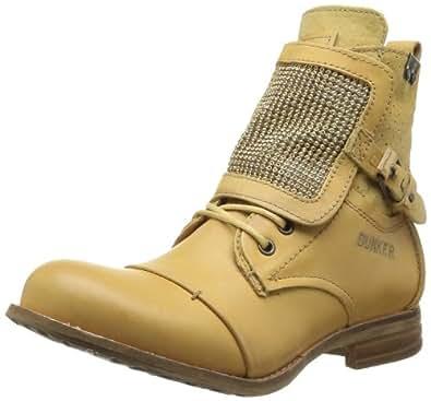 Bunker Day, Boots femme - Marron (Tan), 38 EU