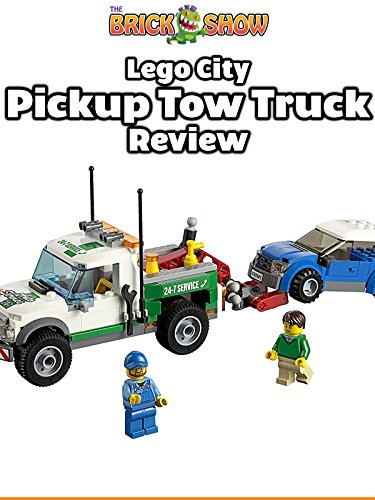 LEGO City Pick-Up Tow Truck Review LEGO 60081