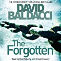 The Forgotten: John Puller, Book 2 (       UNABRIDGED) by David Baldacci Narrated by Ron McLarty, Orlagh Cassidy