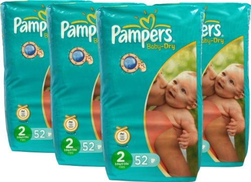 pampers baby dry gr 2